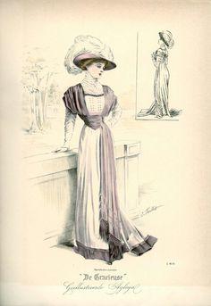 Uit Oktober 1908