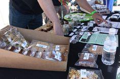 Farmer's Market vendor at weGrow Phoenix
