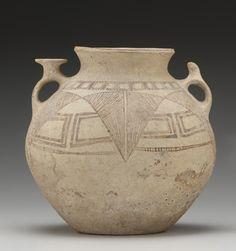 Ancient Near Eastern Art | Two-handled jar | ca. 1000-600 B.C.E., Luristan Iran Iron Age II - III
