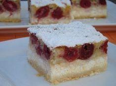 Milánói rétes, avagy lusta asszony rétese :: Ami a konyhámból kikerül Hungarian Desserts, Hungarian Recipes, Hungarian Food, Cake Recipes, Dessert Recipes, Eat Pray Love, Creative Cakes, Cake Cookies, Bakery