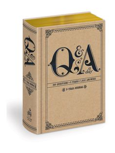Q and A a Day from Rainy Day Reads on Gilt - gift idea