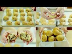 PANGOCCIOLI FATTI IN CASA RICETTA FACILE - Homemade Chocolate Chip Buns Easy Recipe - YouTube