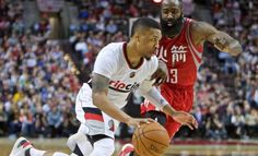 Damian Lillard breaks into NBA Player Rankings, rated just behind Kevin Durant, Russell Westbrook, and Chris Paul. We Have A Winner, All Jokes, Damian Lillard, Chris Paul, Anthony Davis, Western Conference, Trail Blazers, Nba Players, Golden State Warriors