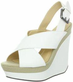 Michael Antonio Women's Goines Wedge Sandal on shopstyle.com.au