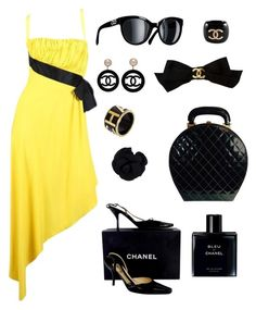 """Senza titolo #123"" by bagordocinzia on Polyvore featuring moda e Chanel"