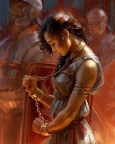 Zenobia, Queen of Palmyra.  Cover illustration.   #illustration #zenobia #palmyra #art #artoftheday #instaart #illus #portrait #digitalart #photoshop #Wacom #representationalart #portraitartist #portraitpainting #unifilmfoto