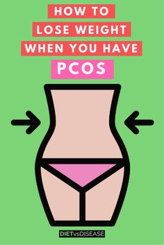 Did you know 39% of women with PCOS are overweight or obese? #weightloss #PCOS This article looks at 8 tips for losing weight when you have PCOS: http://www.dietvsdisease.org/lose-weight-pcos/