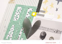 Video | Mixing Patterned Paper to Anchor a Layout with Maggie...