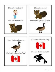 Canadian Symbols -Symbols of Canada unit Canada For Kids, All About Canada, Earth Day Activities, Activities For Kids, Canadian Symbols, Passports For Kids, Canada Day Crafts, Canadian Culture, Maps For Kids