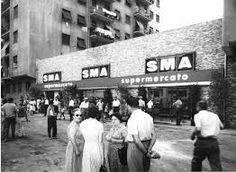supermercati anni 70