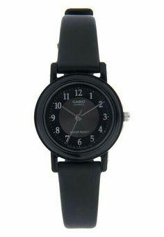 ff1ba5d30332 Reloj Casio Negro - Compra online en Dafiti Colombia ✓ Cambio gratis a todo  el país.