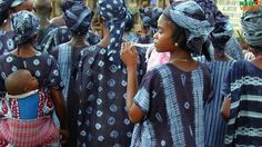 Proudly Nigerian: How Adire fabric is being made