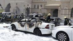 ISIS Suicide Bombing Kills 4 in Saudi Arabia