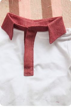Single Placket Sewing Tutorial - Nap-time Creations