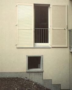The Musicians House - Hidden Architecture Miroslav Sik, St Brides, Rustic Shelves, Postmodernism, Architecture Details, Layout, Windows, Building, Outdoor Decor