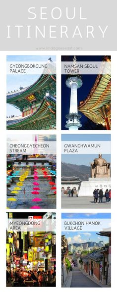 How to See Seoul in 48 Hours
