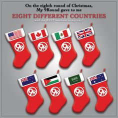 Want more information about 9Round? Go to https://www.9round.com/kickboxing-classes to find a location near you!  #9ROUNDSofCHRISTMAS