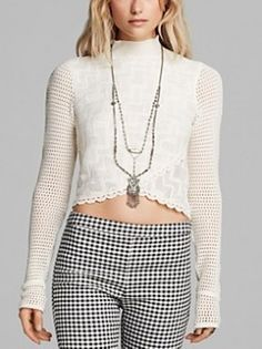 Free People Antoinette Turtleneck Top worn by Emma Swan on Once Upon A Time. Shop it: http://www.pradux.com/free-people-antoinette-turtleneck-top-35423?q=s43
