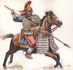 Scythian Noblewoman by residentsmooth.deviantart.com on @DeviantArt