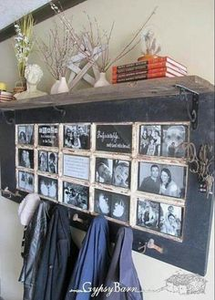 Would love to do this with an old door.