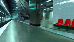 Mirror's Edge gameplay that was cut. :( I wish there were more levels!