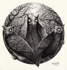 Nature's Specters n.3 by Derek-Castro.deviantart.com on @DeviantArt
