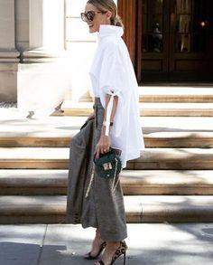 The Olivia Palermo Lookbook : Olivia Palermo At New York Fashion Week VIII
