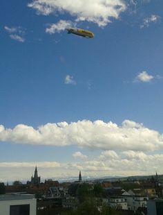 Konstanz, Zeppelin.
