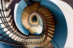 Photo Twisted Staircase by Sergey Alimov on 500px