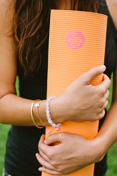 Manduka PROlite Yoga Mat in Energy, $80.