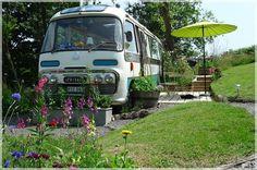 Ônibus transformado em uma linda casa! | Borboletas de Verão