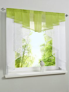Attirant Find More Curtains Information About Fashion Pleated Design Stitching  Colors Tulle Balcony Kitchen Window Curtain One