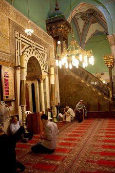 Al Ibraheemi Mosque - Al khaleel - Palestine