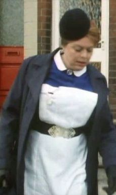 Another scan of Nurse Gladys from Steve. Southern Prep, Tv Shows, British, Nurses, Pictures, Change, Style, Photos, Swag