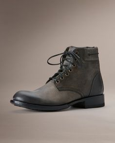 $278 | The Frye Company Fulton Lace Up