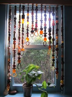 Beaded Curtains On Pinterest Beaded Curtains Bead