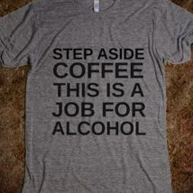 step aside coffee