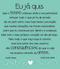 Em processo de amadurecimento Motivational Phrases, Inspirational Quotes, More Than Words, Positive Thoughts, Inspire Me, Life Lessons, Texts, Love Quotes, Wisdom