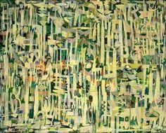 Les hautes herbes - Pierre Alechinsky