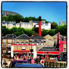 Oban, Scotland Scotland Uk, Distillery, Ireland, Wanderlust, Mansions, House Styles, Places, Tips, Destinations