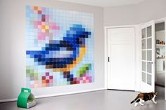 Put Some Pixels Up Your Wall With ixxi's Sheet Displays