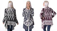Slevozdroj - Pletený svetr s asymetrickým střihem