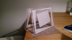 Plexiglass solvent working well. New prototype coming to life slowly