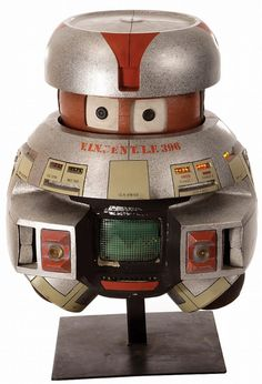 Buy online, view images and see past prices for Full-size, screen-used V.CENT the robot hero from The Black Hole. Invaluable is the world's largest marketplace for art, antiques, and collectibles. Cool Robots, I Robot, Classic Sci Fi, Classic Toys, The Black Hole Movie, Gi Joe, Holes Movie, Sci Fi Tv Shows, Movies