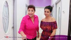 Amandita es una de los niñas talento de la actuación en Cuba, y su cirug...