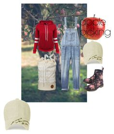 """""""The Fun of Harvest"""" by pichimichiko on Polyvore featuring Gap, Dakine, WithChic, Dr. Martens and Cost Plus World Market Cost Plus, World Market, Harvest, Gap, Polyvore, Image, Fashion, Moda, Fashion Styles"""