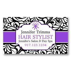 Business Cards For Beauty Salon | Esthetics School