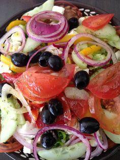 salade crètoise