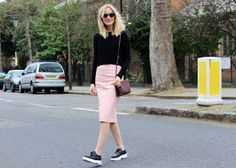 WHEN PINK BECAME EVERYDAY - BLAME IT ON FASHION