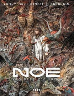 Noe #4: Kto przeleje krew #komiksy